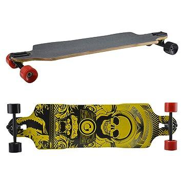 Skateboard, Road Caminar Cuatro Ruedas de Skate de la Calle de la Tableta Chica de