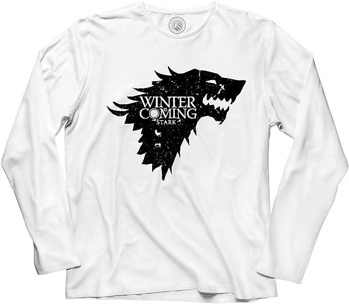 Stark Game Of Thrones Zip Hoodie Hoody House Winter Is Coming T Shirt