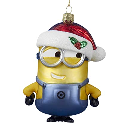 Kurt Adler Glass Despicable Me Ornament, 5-Inch - Amazon.com: Kurt Adler Glass Despicable Me Ornament, 5-Inch: Home