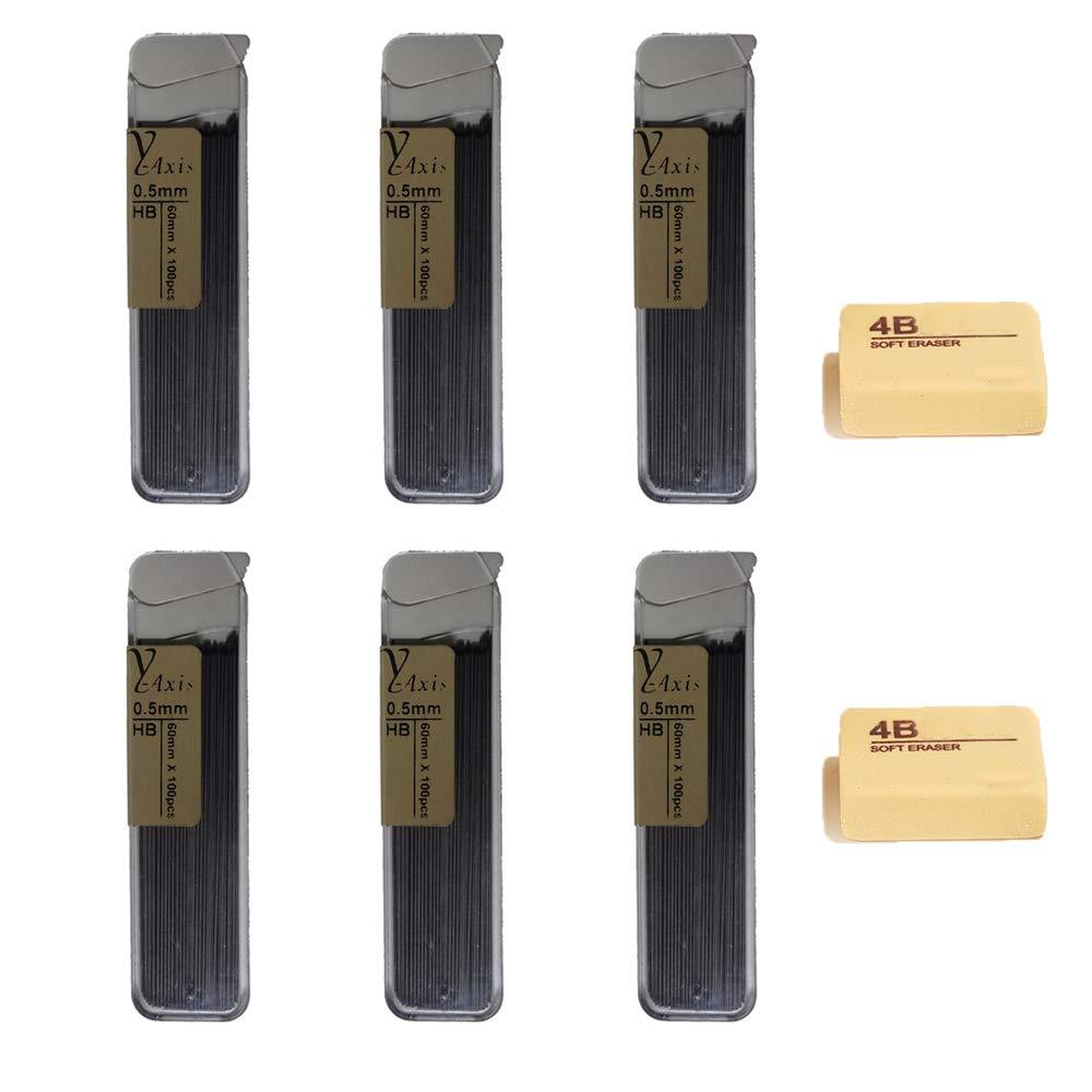 Y-Axis 600 Minas 0.5mm HB