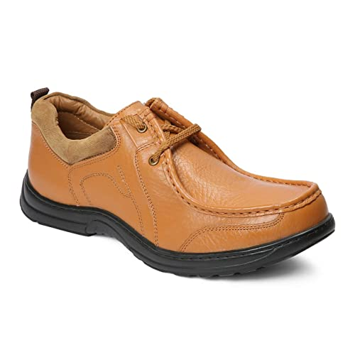Red Chief Leather Outdoor Casual Shoes