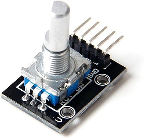 Rotary Encoder Module KY-040 Brick Sensor Development Drehwinkelgeber
