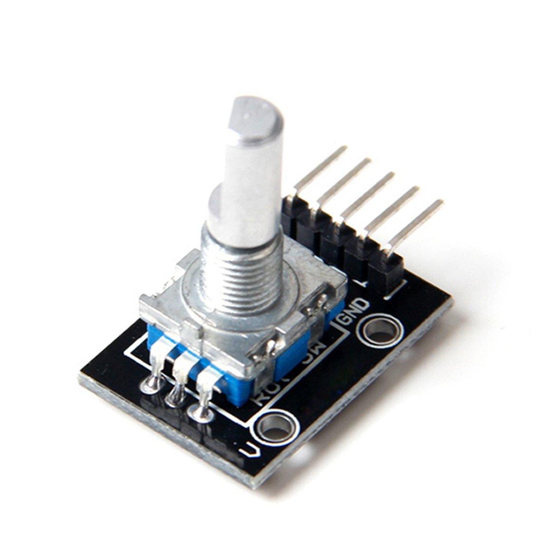 KY-040 Rotary Encoder Stepper Motor for Arduino Sensor Board Module