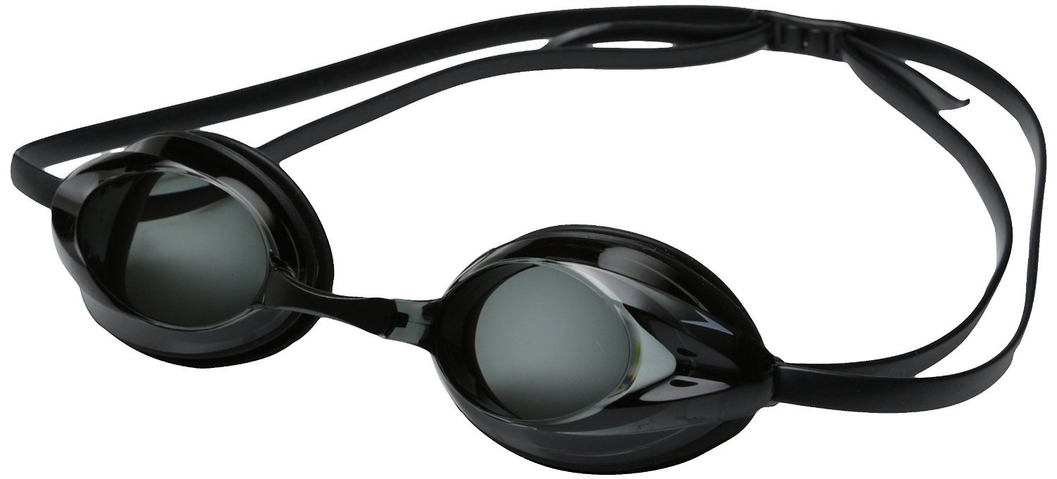 5c7b821287f9 Amazon.com   Speedo Vanquisher Optical Competition Swim Goggles Smoke  Diopter -3.5 (2-Pack)   Sports   Outdoors