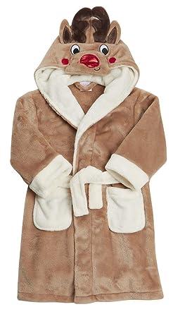 Robe de chambre polaire fille 3 ans