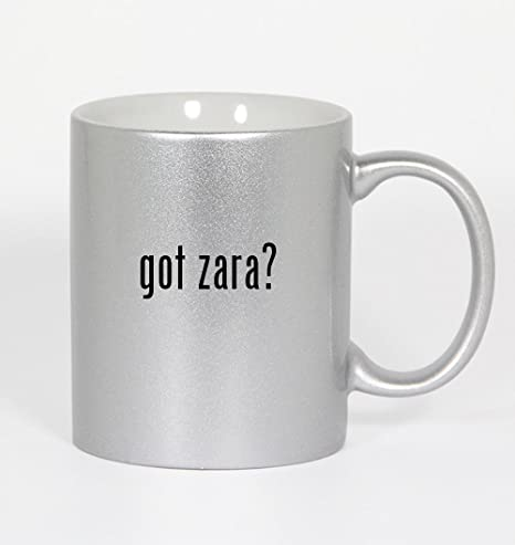 Got Zara? – ml plata taza de café taza
