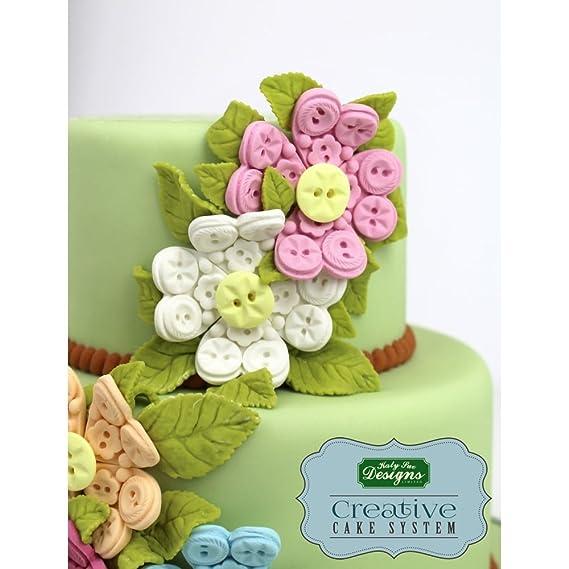 Hojas de Rose, molde del silicón para la decoración de la torta, cupcakes, Sugarcraft, caramelos y arcilla, alimento seguro: Amazon.es: Hogar