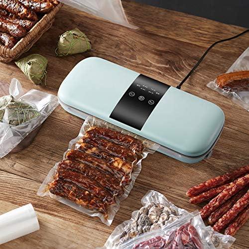 JYD Machine de scellage Automatique des Aliments, scellage à Une clé pour la Conservation des Aliments secs et humides, scelleuse sous Vide