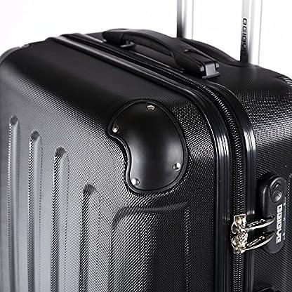 61AwgDCPStL. SS416  - Beibye 2033 - Juego de 3 maletas rígidas