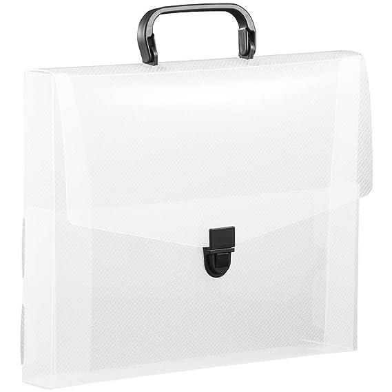 Amazon.com: JAM Papel portafolios portafolios con asas de ...