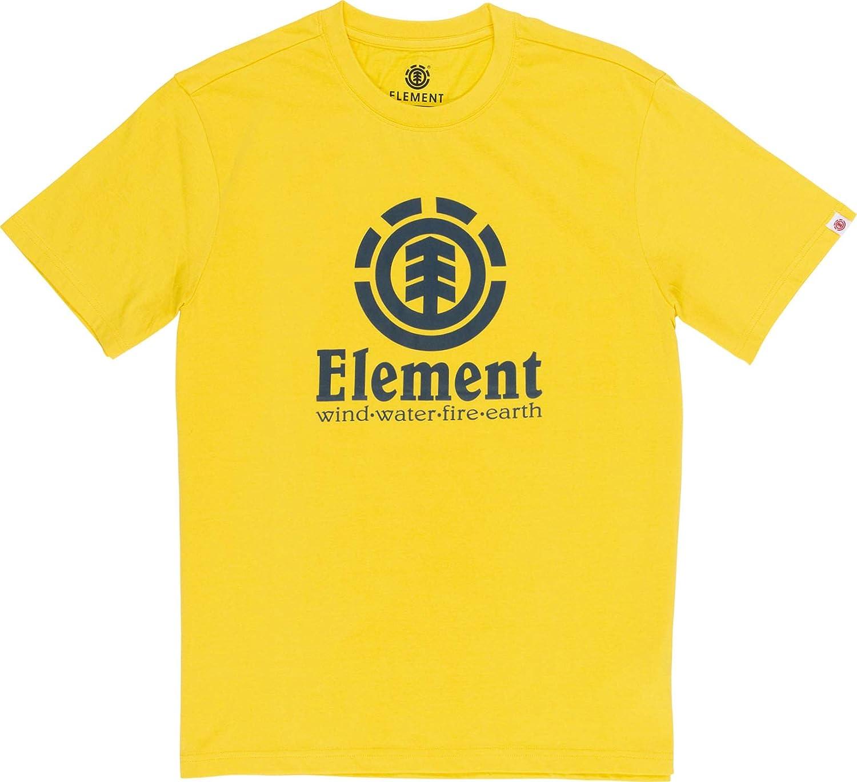 Element Vertical SS Camiseta de Manga Corta Hombre