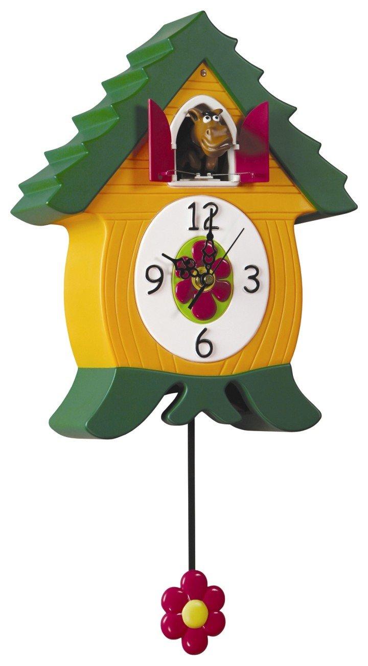 WhinnyCoo Clock