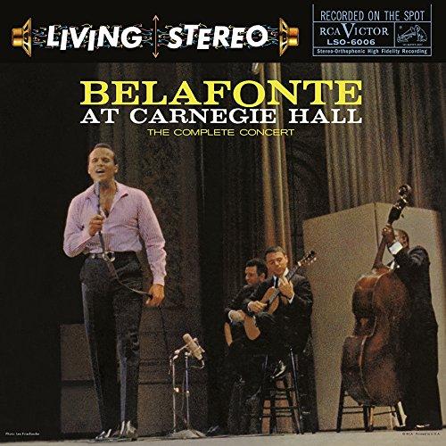 Belafonte At Carnegie Hall (5 LP, 200 Gram, 45 RPM)