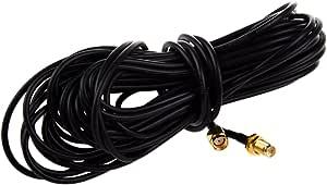 Gaoominy 9m Cable de Extension Antena WiFi RP-SMA para Wi-Fi ...
