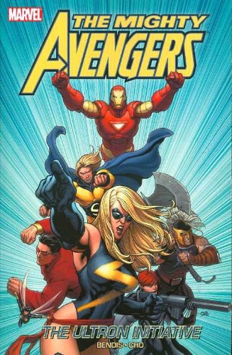 Download Mighty Avengers, Vol. 1: The Ultron Initiative PDF