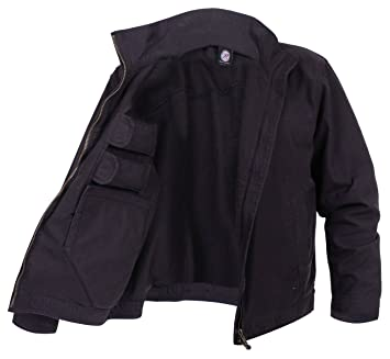Amazon.com : Rothco Lightweight Concealed Carry Jacket : Sports ...