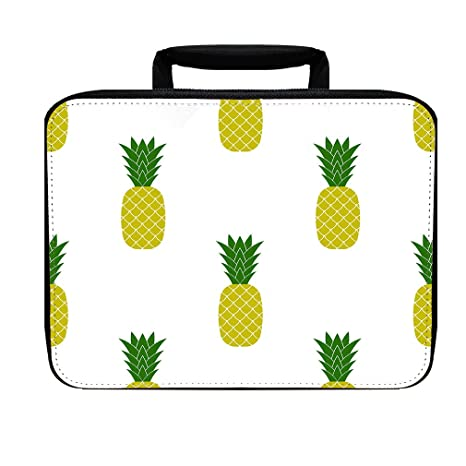 1a0265d71cd5 Pineapple Insulated Lunch Box Bag