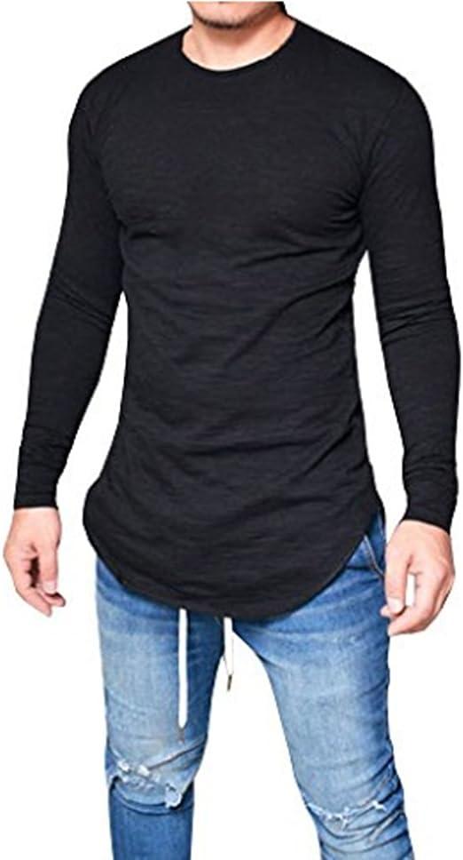 Generic Mens Hipster Long Sleeve Print Regular Fit Shirt Button Front Shirts
