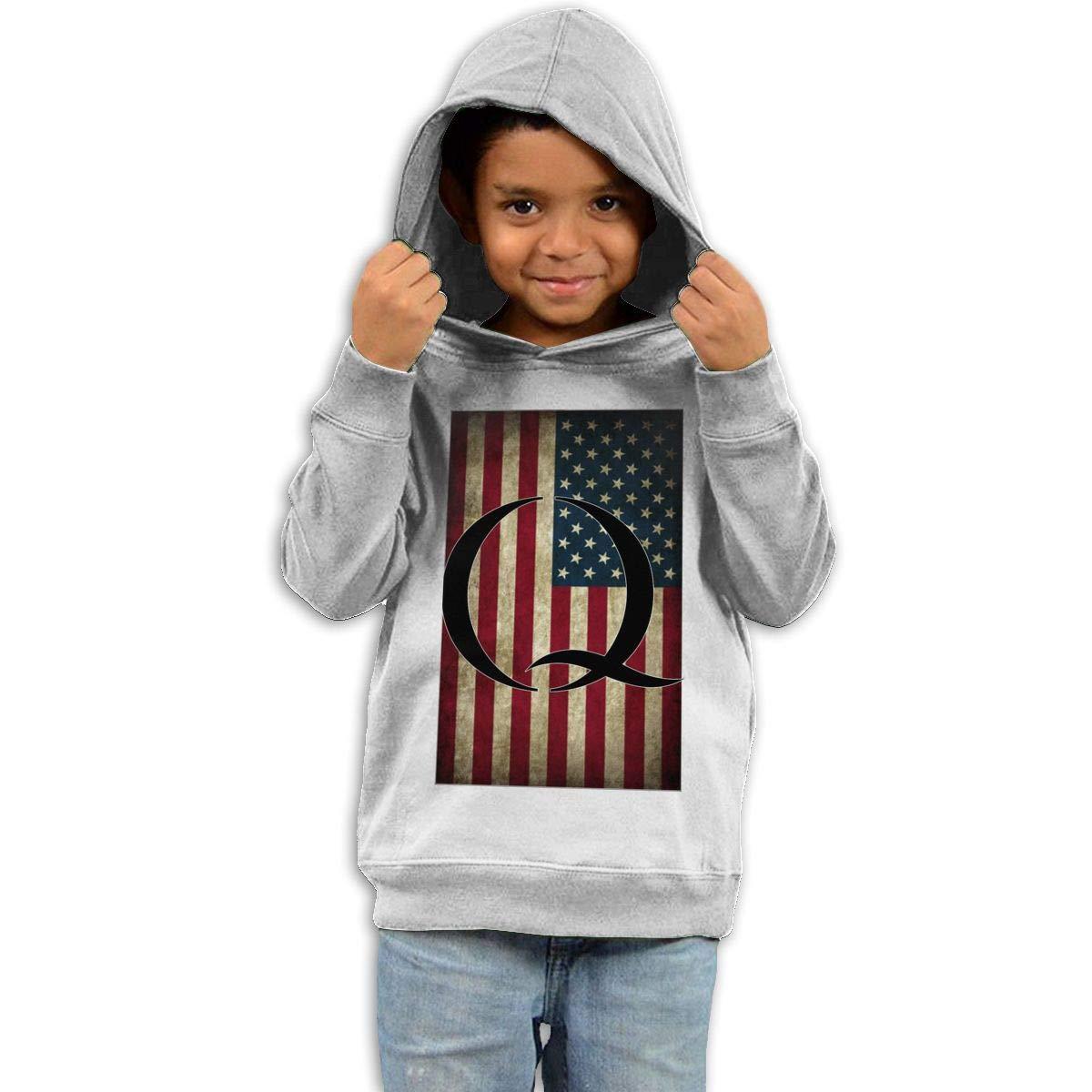 Stacy J. Payne Toddler QAnon Freedom Movement Q Anon White Rabbit Fashion 41 White
