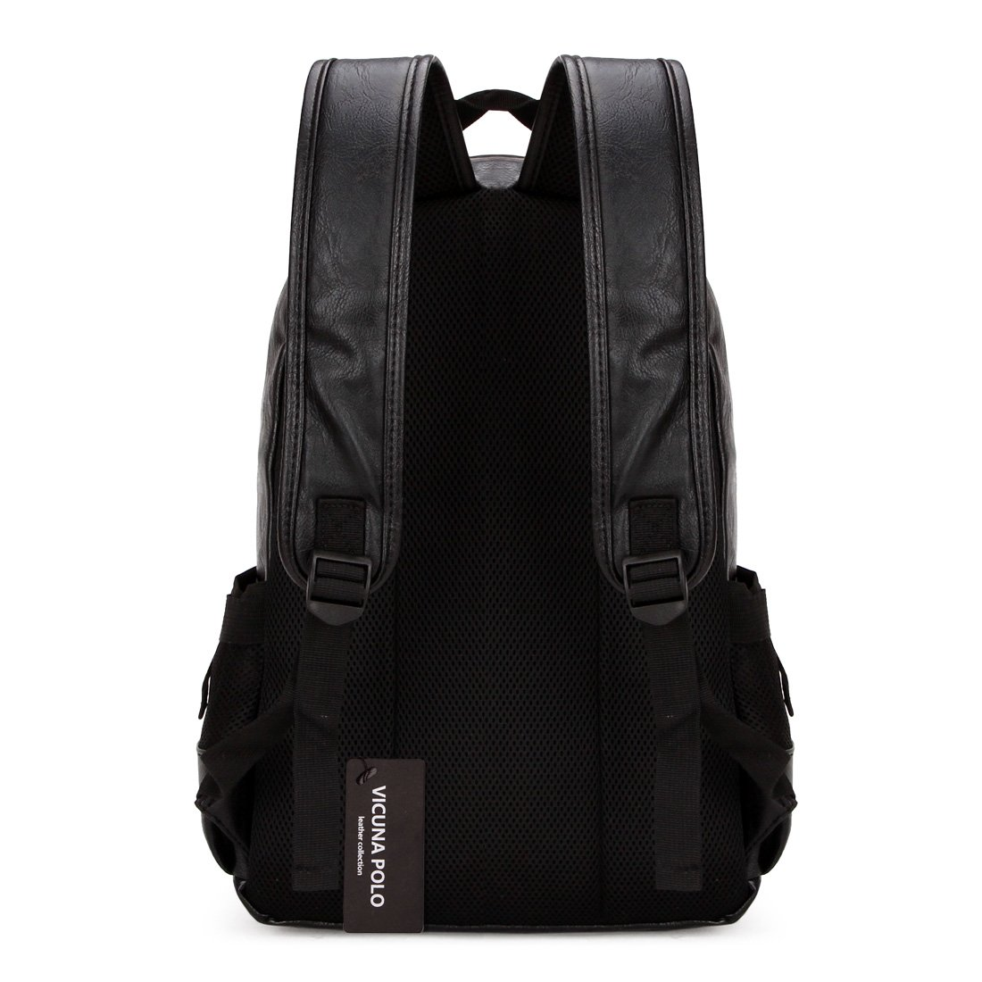 VICUNA POLO - Mochila casual negro negro: Amazon.es: Ropa y accesorios