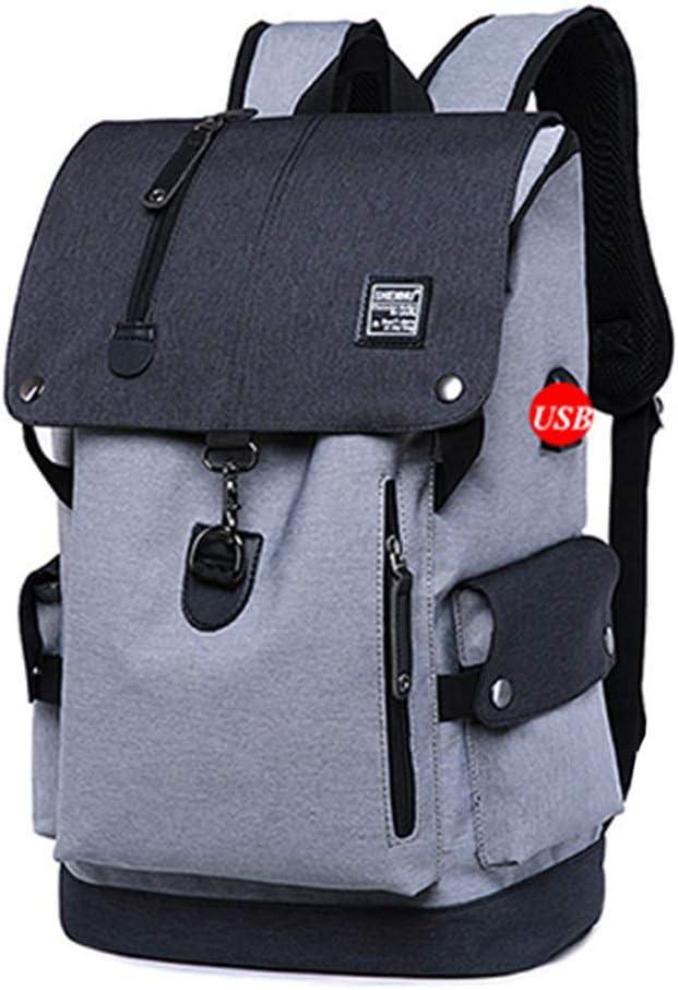 Multifunctional Best Travel Backpack Men And Women Students Daily Backpack Shoulder Bag Black Backpack Set