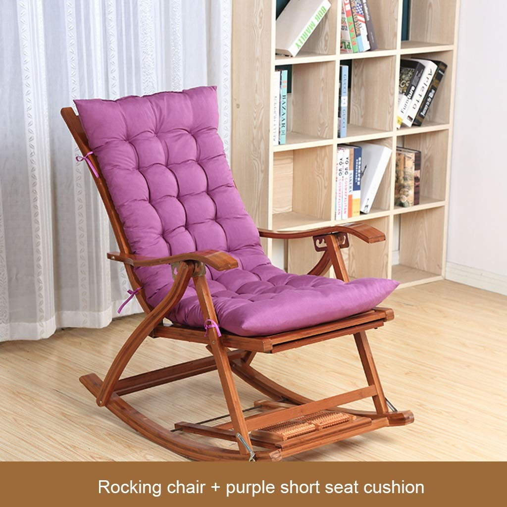 Sensational Amazon Com Hyyty Y Bamboo Folding Rocking Chair With Pabps2019 Chair Design Images Pabps2019Com