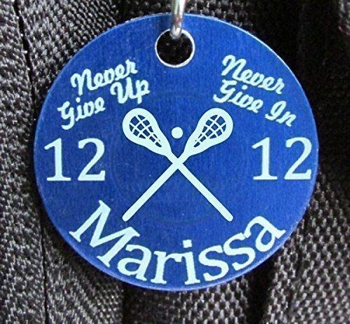 Amazon.com: Girls Lacrosse Gifts, Lacrosse Zipper Pull, Girls Lacrosse Team Gifts, Lacrosse Team Gift Ideas, Lacrosse Player Gifts: Handmade