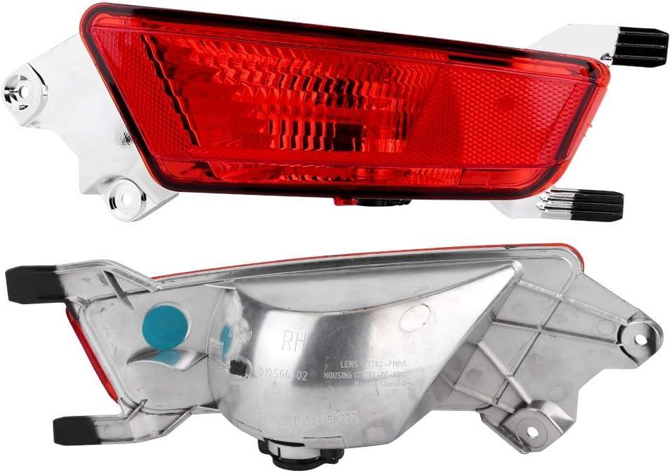 Luz antiniebla Parachoques Luz antiniebla trasera derecha con base LR025148 Apto para Evoque 2011-2019