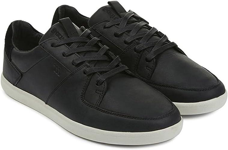Boxfresh Herren Cladd ICN Lea Blk Low Top: : Schuhe