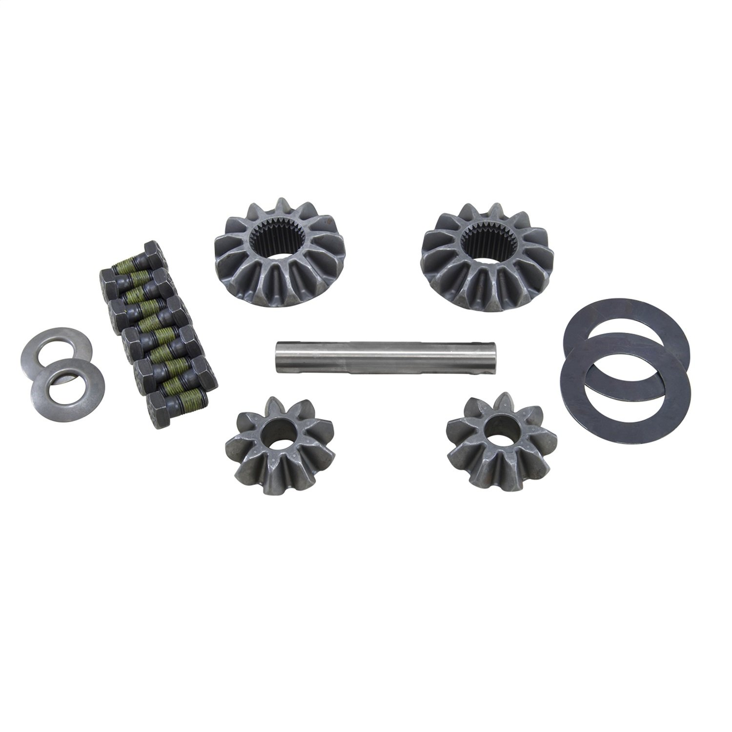 Yukon (YPKD44-S-30-JK) Replacement Standard Open Spider Gear Kit for Jeep JK Non-Rubicon Dana 44 Differential with 30-Spline Axle Yukon Gear