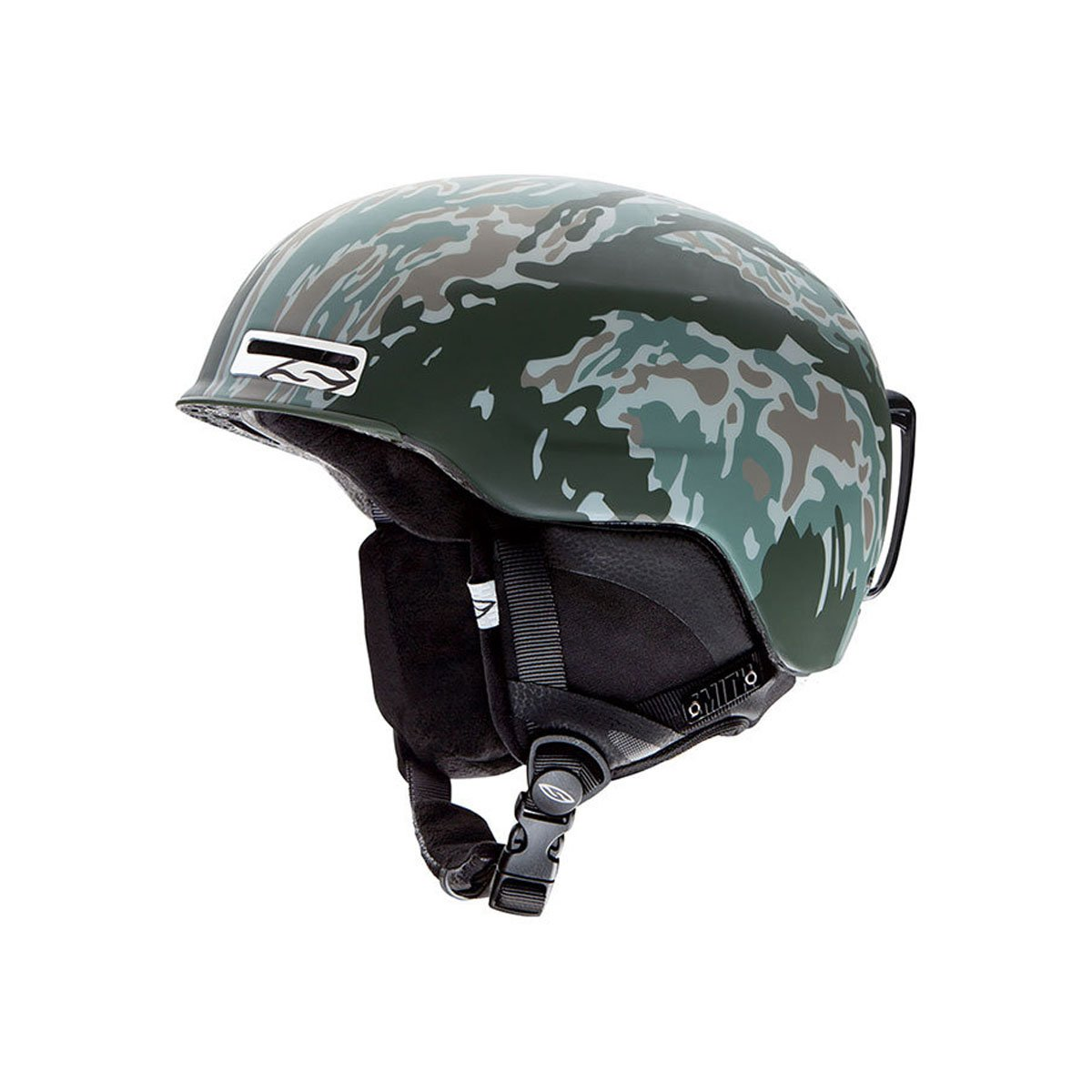 Smith Optics Maze Snow Helmet Cypress Camo Small