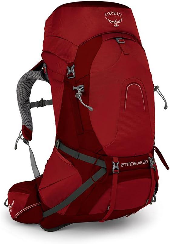 Osprey Packs Atmos AG 50 Men s Backpacking Backpack