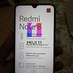 Amazon.com: Xiaomi Redmi Note 8 64GB + 4GB RAM, 6.3