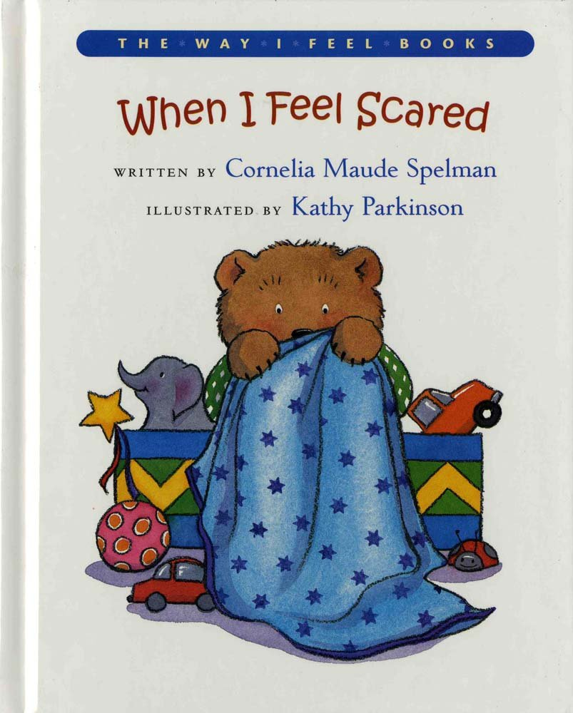 Download When I Feel Scared (The Way I Feel Books) PDF