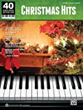 40 Sheet Music Bestsellers Christmas Hits PVG
