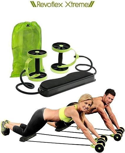 Revoflex Appareil D Exercice Gym Fitness Maison Poids Step Sport Abdominaux Amazon Fr Sports Et Loisirs