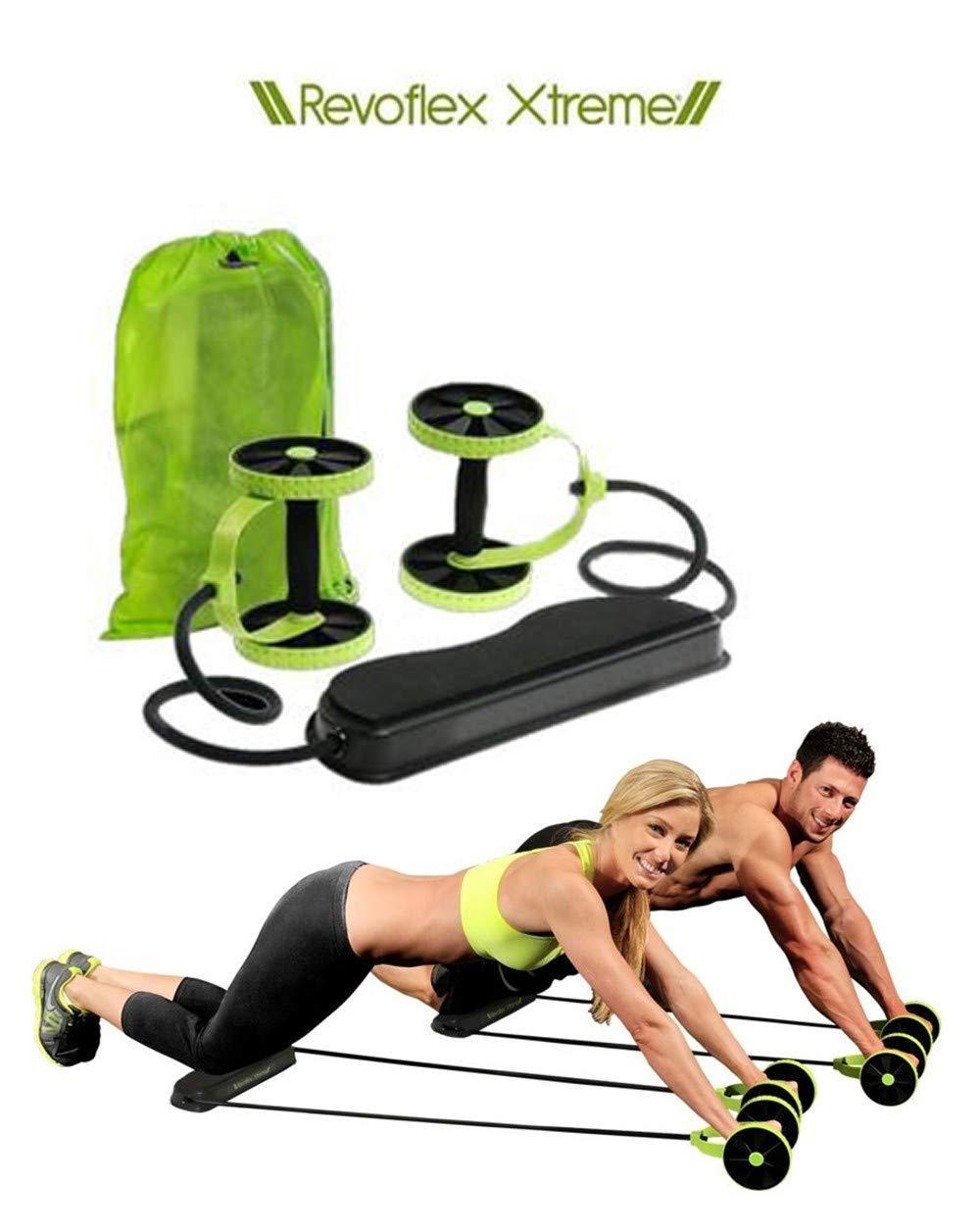 Revoflex appareil dexercice Gym Fitness Maison Poids Step Sport ...
