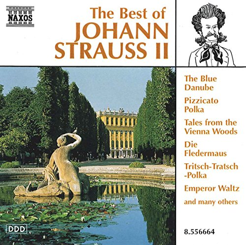 Price comparison product image Best of Johann Strauss Jr