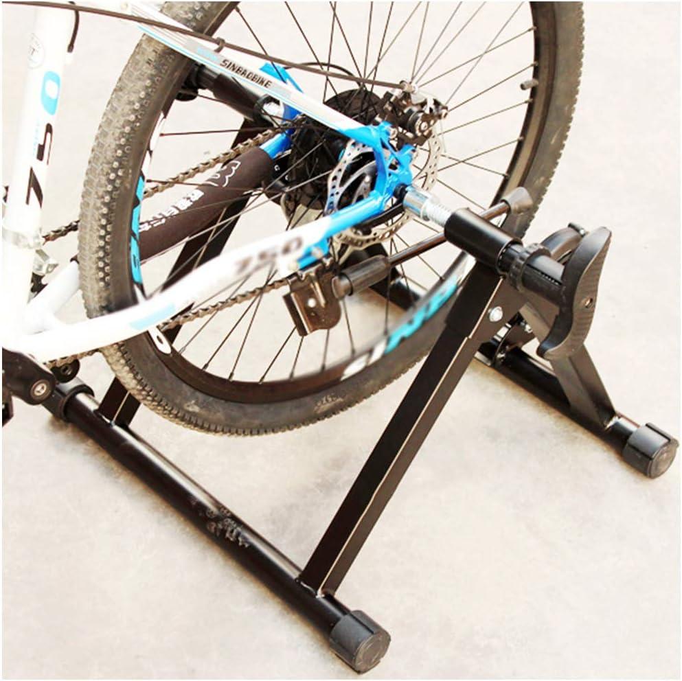 Bicicleta Turbo Trainer - Indoor Bike Trainer soporte de la bici Turbo Trainer - Indoor Bike Trainer soporte del camino MTB Ciclismo rodillo bicicletas estación ejercicio resistencia Máquinas ,A: Amazon.es: Deportes y