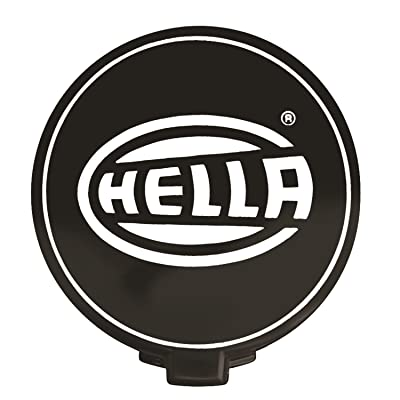 HELLA H73146011 500 Black Stone Shield Fog Lamp Kit: Automotive