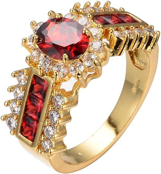 US Code 6 Zhiwen Opal Jewelry Beautiful Fashion Women Pink Moonstone 18K Rose Gold Filled Ring Wedding Jewelry Size6-10