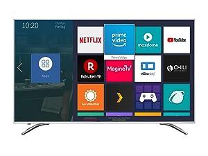 Bester 4K Fernseher unter 500 Euro