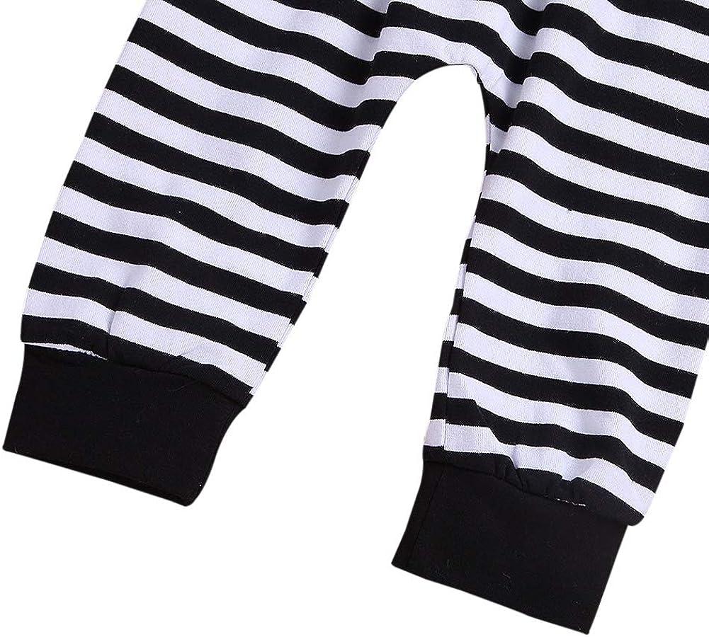 Gestreifte Hose Baumwolle Kinder Kleidung Blaward Neugeborene Jungen Kleidung Outfits Hosen Kleidung Sets Hoodie Sweatshirts