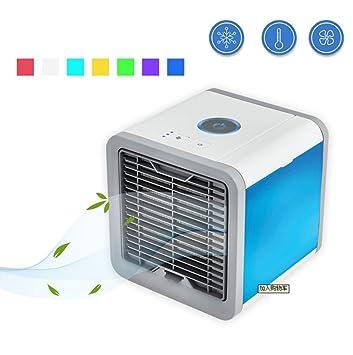 Pequeño escritorio ventilador mini ll35 portátil de aire,Refrigerador solo frío hogar pequeño ventilador agua