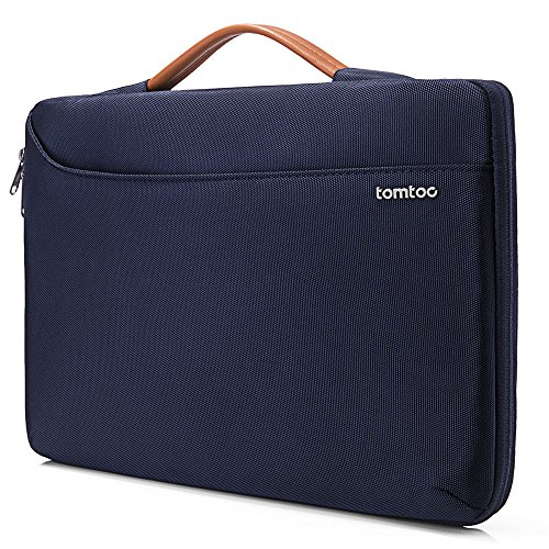 """tomtoc 360° Protective Laptop Handle Sleeve Fit for 13.3"""" MacBook Air 