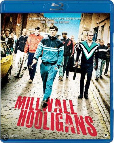 Millwall Hooligans ( The Firm ) [ Blu-Ray, Reg.A/B/C Import - Netherlands ]