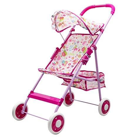 35b7ddf8d Image Unavailable. Image not available for. Color: Annie's Collection Baby  Doll Stroller ...