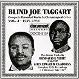 Complete Recorded Works, Vol. 2 by Blind Joe Taggart (1997-12-10)