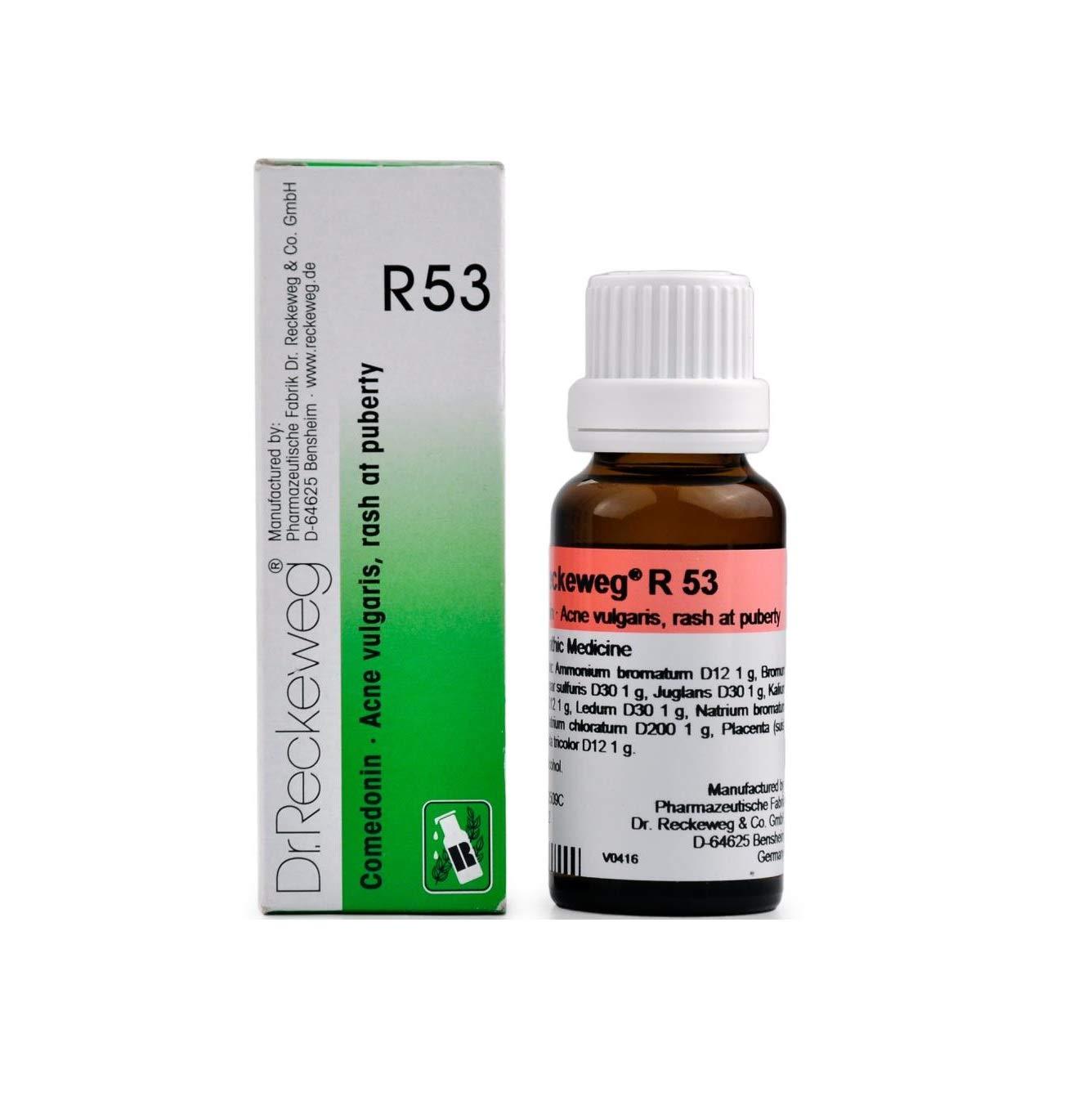 Amazon.com: 2 Lot x Dr. Reckeweg – Medicina Homeopática ...