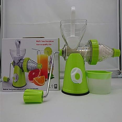 Amazon.com: WSJS - Exprimidor portátil de manzanas para ...